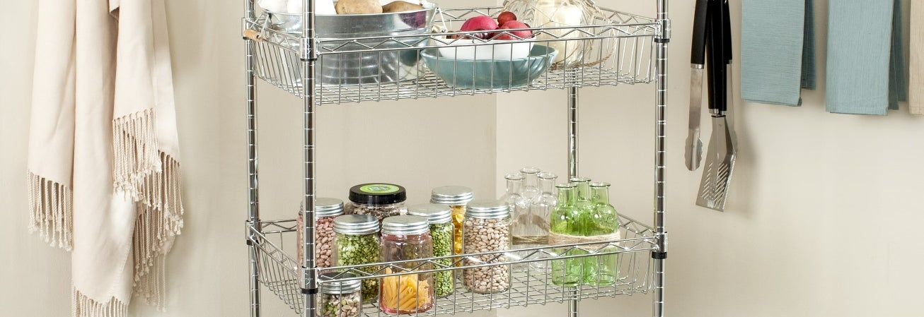 How to Keep Your Pantry Organized