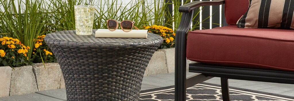 Outdoor Coffee & Side Tables Guide