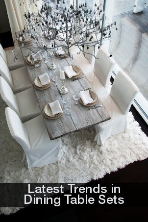 Latest Trends in Dining Table Sets Overstockcom