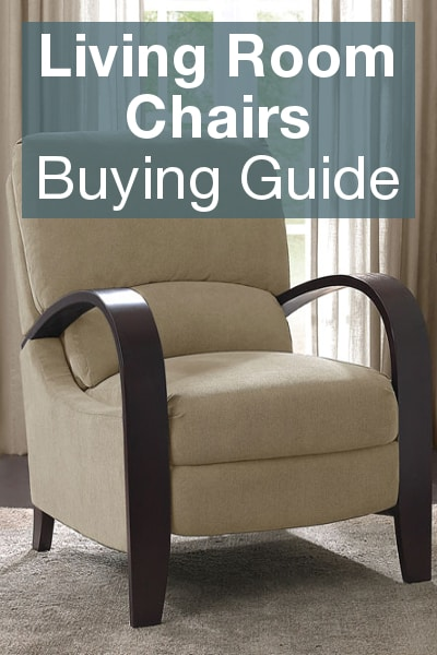 Living Room Chairs Buying Guide Overstock