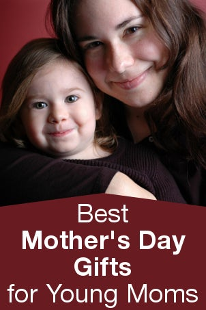 Best Mother's Day Gifts for Young Moms from Overstock™. Here are the gifts that hip, young mothers will love getting.