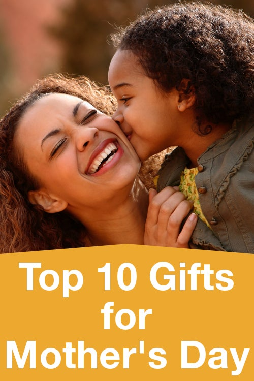 Top 10 Gifts for Mother's Day from Overstock™. We make it easy to give the best presents. Here are the most popular Mother's Day gifts.