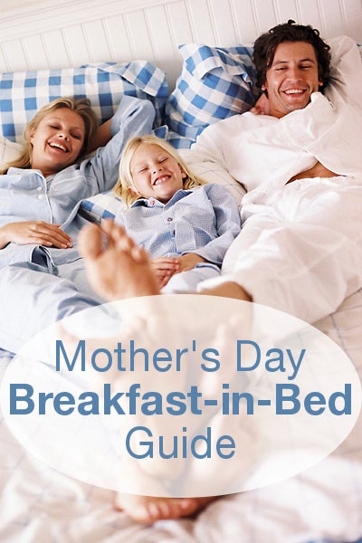 Mother's Day Breakfast-in-Bed Guide from Overstock™. Here's everything you need to make Mother's Day morning special for your mom or the mother of your children.