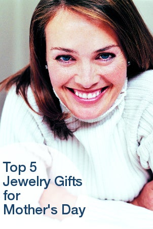 Top 5 Jewelry Gifts for Mother's Day from Overstock™. Here are the most popular pieces of jewelry to give Mom for Mother's Day.