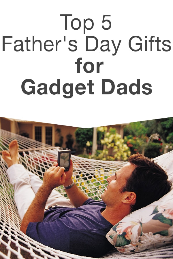Top 5 Father's Day Gifts for Gadget Dads from Overstock™. Any dad who likes electronics would love one of these Father's Day Gifts.