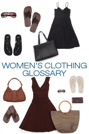 Women S Clothing Glossary Overstock