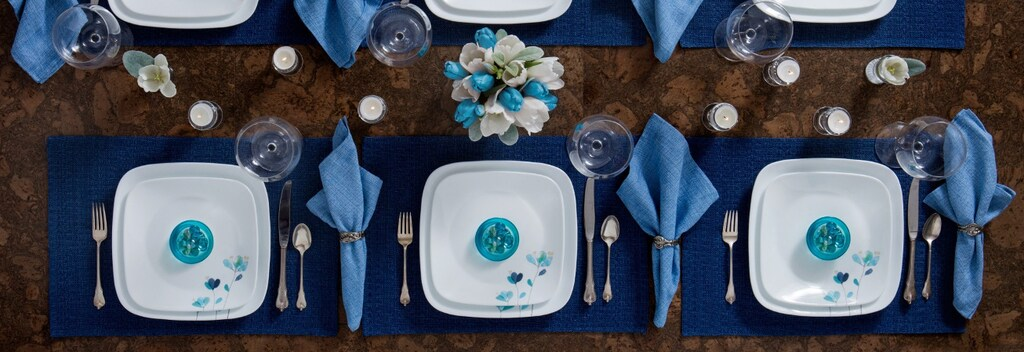 Formal Dinnerware Guide