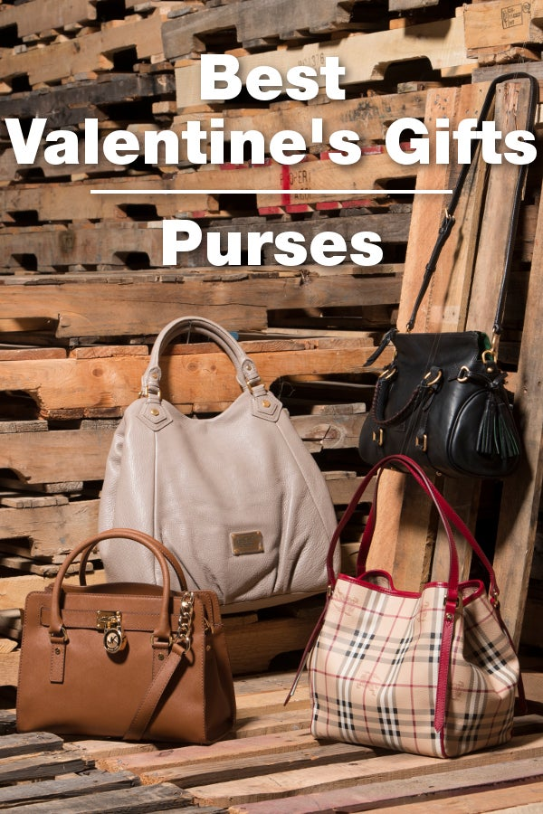 Looking for Valentine's Day gift ideas? This year, spoil the woman you love with a stylish purse.