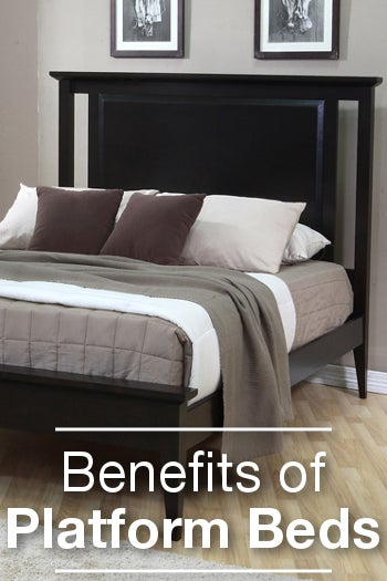 Benefits of Platform Beds from Overstock™. Discover the benefits of platform beds and if they might be the bed frame for you.