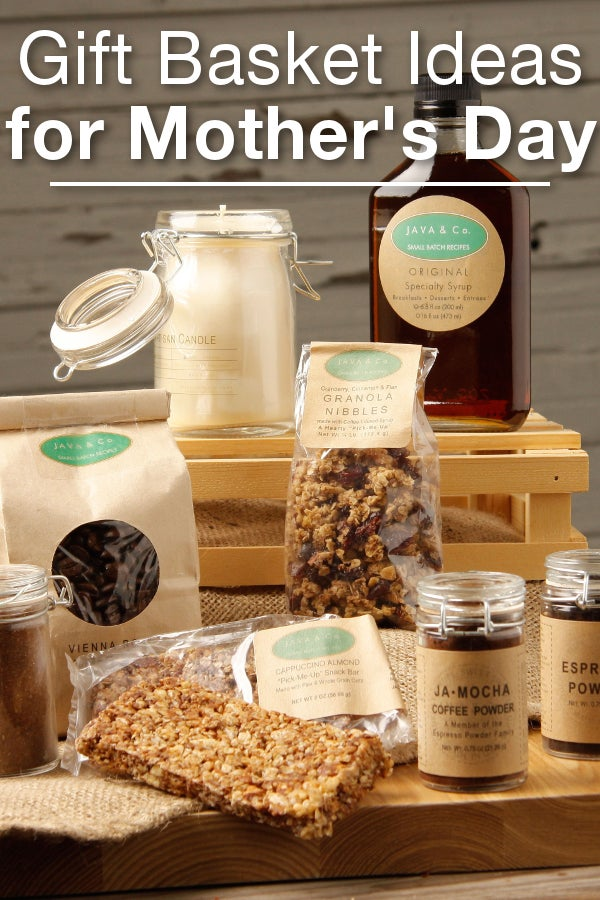 Gift Basket Ideas for Mother's Day from Overstock™. Looking for a great gift for your mom? A gift basket is an easy way to shower her with gifts she'll love.