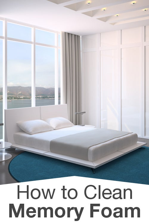 how to clean memory foam. Black Bedroom Furniture Sets. Home Design Ideas
