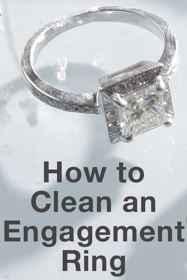 How To Clean An Engagement Ring   Overstock.com