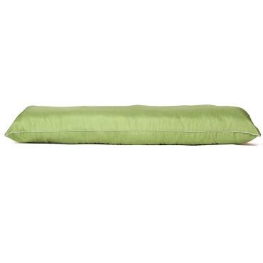 Green body pillow
