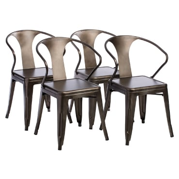 Best Dining Chairs the 10 best dining chairs under 100 apartment therapy Metal Dining Chairs