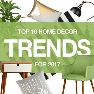 Top 10 Home Decor Trends