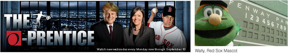 Overstock.com Presents The Ultimate Red Sox Experience