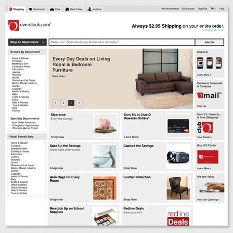 2010's Homepage