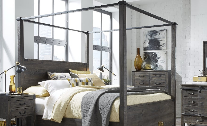 Buy Canopy Bed Online at Overstock.com | Our Best Bedroom Furniture ...