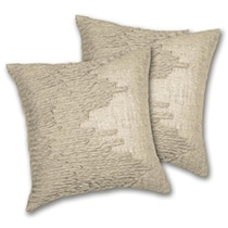 Taupe Decorative Pillows