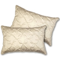 Ivory Decorative Pillows
