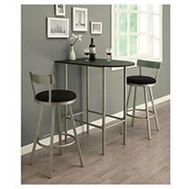 Metal Space-saver Bar Table