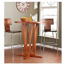 Brown Bar Table