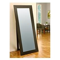 Contemporary Cheval Mirror