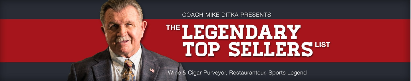 Coach Mike Ditka Presents The Legendary Top Sellers List