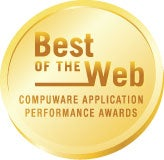 Best of the Web Award