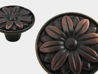 Floral Hardware