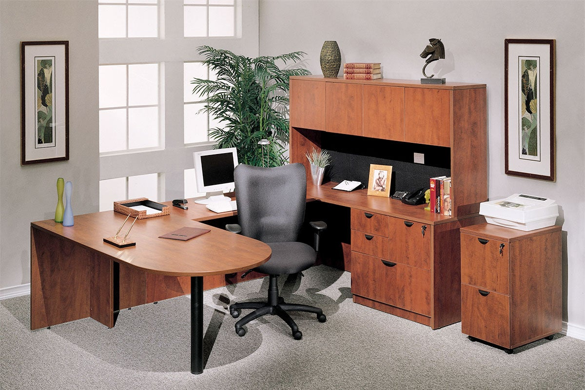 Boss Office Desks & Cubicles