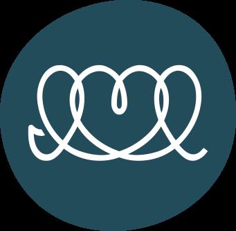 I Love Living Logo