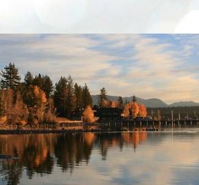 Fall Getaway: Lake Tahoe