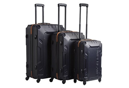 Timberland Boscawen 3-piece Hardside Spinner Luggage Set