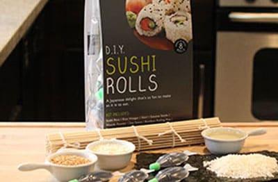 Sushi DIY cooking kit