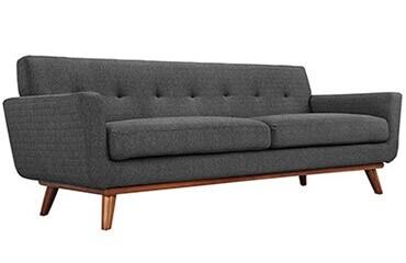 mid century modern engage sofa bedroomengaging office furniture overstock decorative