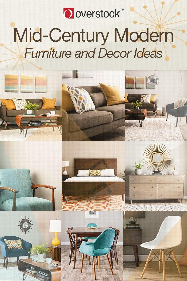 Trend alert mid century modern decor ideas - How to decorate mid century modern on a budget ...