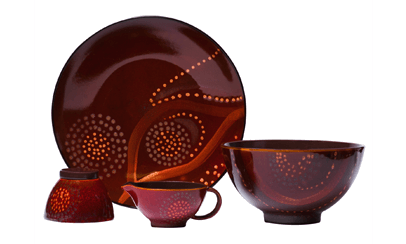 Red Vanilla Dinnerware Closeouts