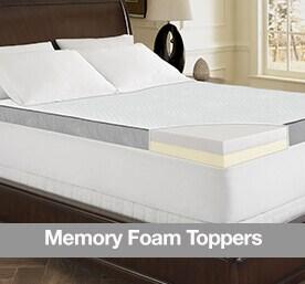 Memory Foam Toppers