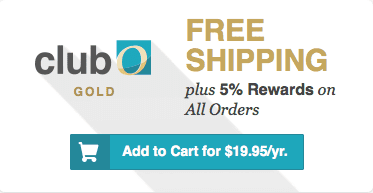 Club O Gold Membership