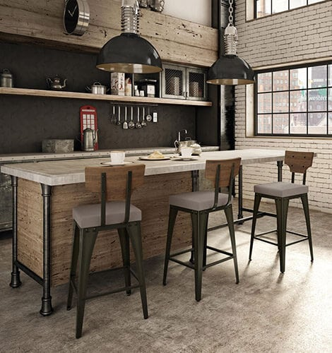 industrial furniture decor ideas for your home