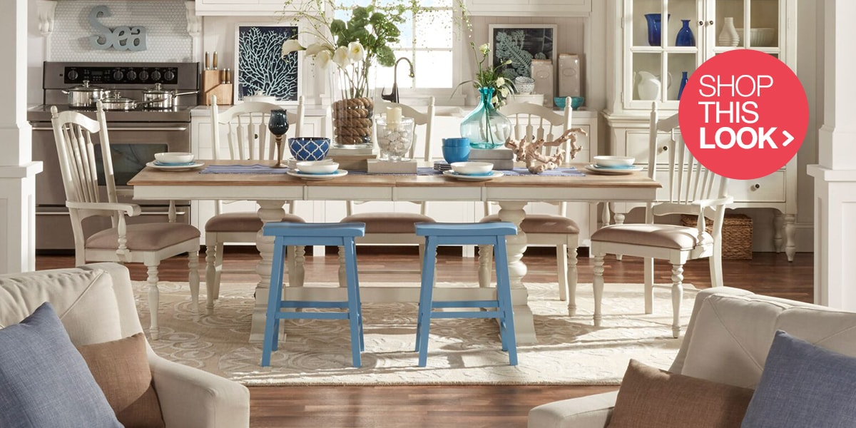 Get Inspired by These Fresh Coastal Furniture Decor Ideas
