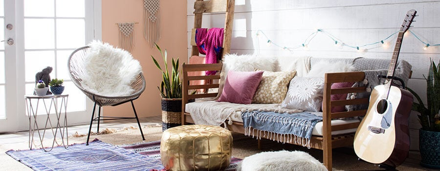Boho Chic Furniture Amp Decor Ideas You Ll Love Overstock Com
