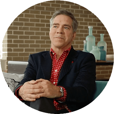 Andy Hilfiger talks about the Andrew Charles brand.