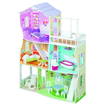 The Beacon dollhouse kit