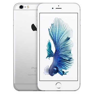 Apple Iphone 6s 64gb unlocked in silver