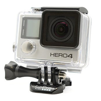 GoPro Hero4 12mp camera with built-in Wi-Fi