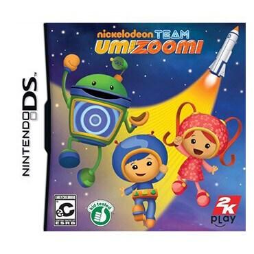 Team Umizoomi Nintendo DS