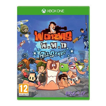 Worms WMD for Xbox One