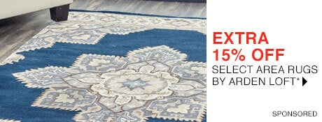 Extra 15% off Select Area Rugs by Safavieh*